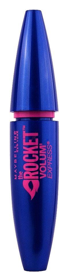 Maybelline Rocket Volum Express Mascara Pogrubiający Tusz Do Rzęs Blackest Black Ultra Noir Czarny