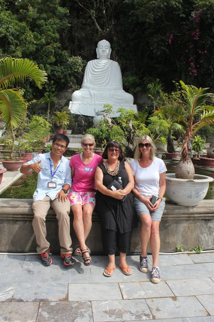 Smiles we give to one another. #VietnamSchoolTours #HoiAn