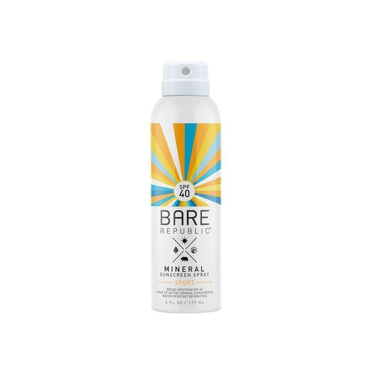 BARE Republic Mineral Spray Sunscreen