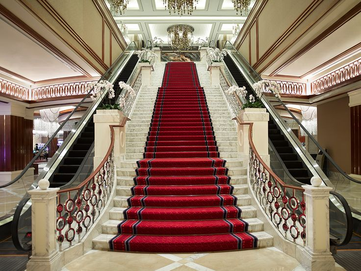 Grand Staircase Stair Pinterest Nice Staircases And
