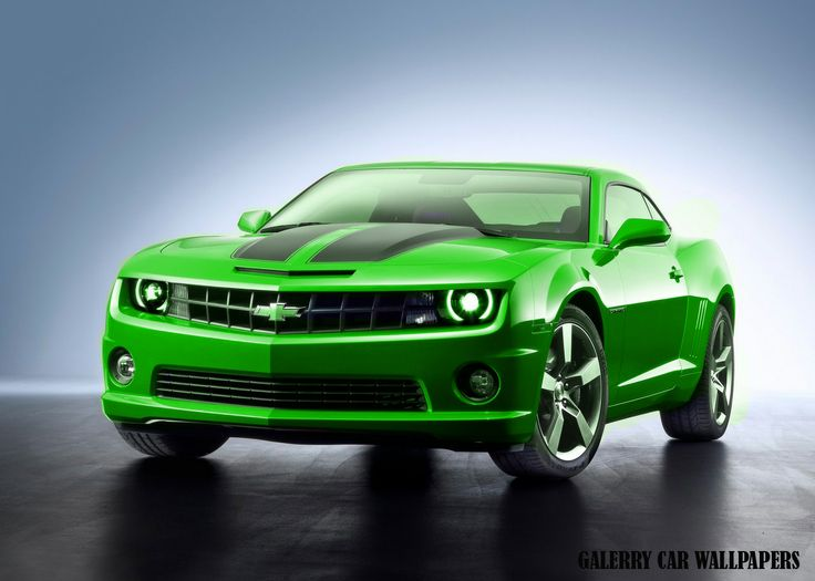 Pictures And Wallpapers Of 2012 Chevrolet Camaro EU Version