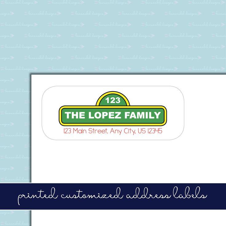 Best 25+ Print address labels ideas on Pinterest Free address - sample return address label
