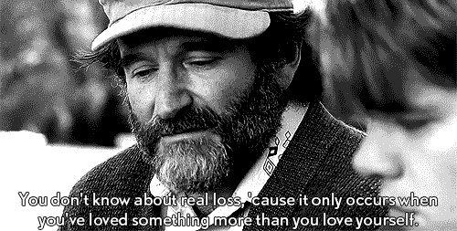 so true! good will hunting quote
