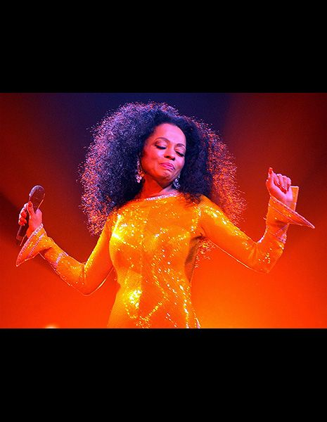 """""""You can't just sit there and wait for people to give you that golden dream. You've got to get out there and make it happen for yourself."""" ―Diana Ross"""