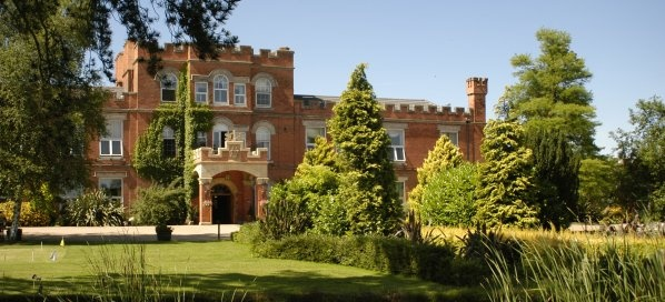 Ragdale Hall Health Hydro and Thermal Spa - the health spa where you can really relax!