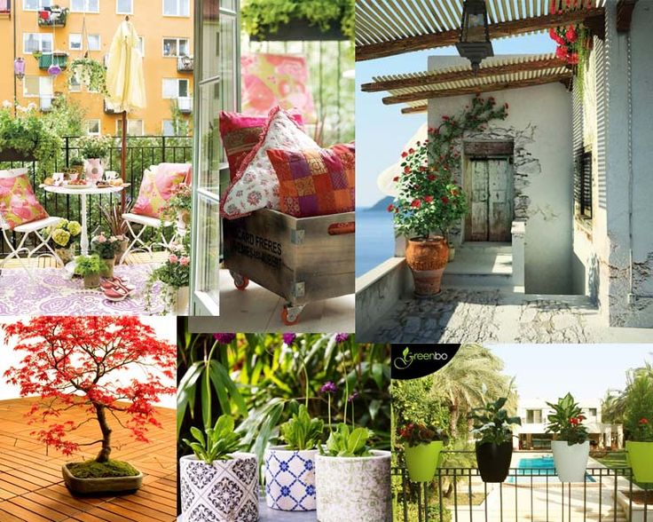 29 best Small balcony decoration ideas images on Pinterest Small