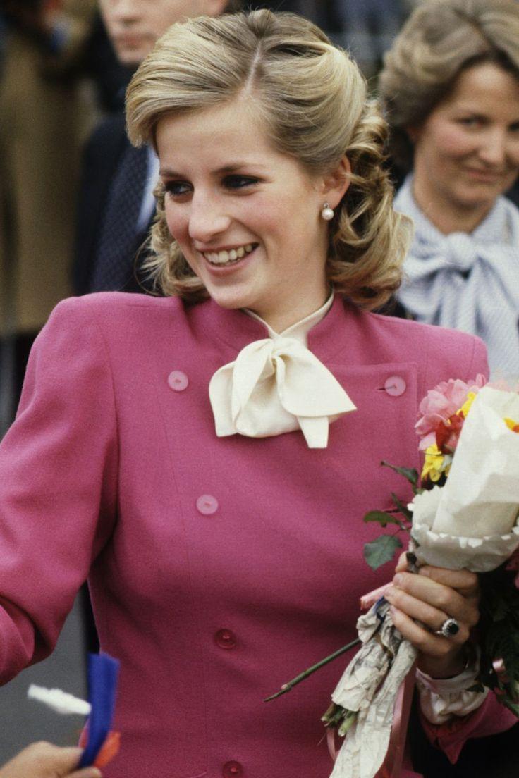 50 of Princess Diana's Best Hairstyles | Princess diana