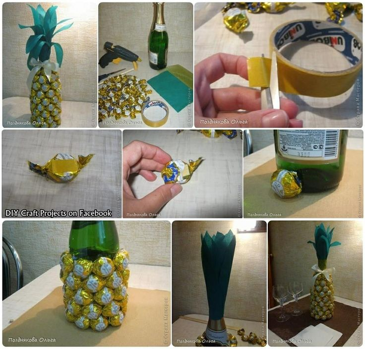 wonderful idea, pineapple chocolate