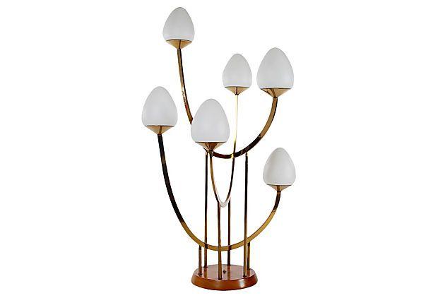 Midcentury Table Lamp on OneKingsLane.com