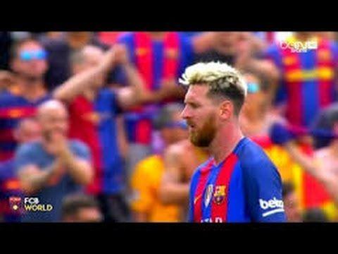Lionel Messi Goal -  FC Barcelona vs Leganes 1- 0 -  La Liga  - 19- 02- 2017 *  Video HD * - YouTube