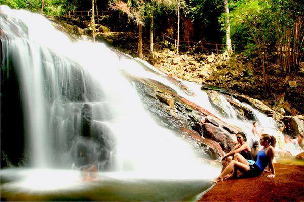 The best waterfall in Kota Tinggi Johor malaysia, come this May at Bingit International Bike Festival => http://www.bingit.com.my/air-terjun-kota-tinggi-destinasi-percutian-bikers/