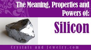 Silicon Properties After oxygen, silicon is the second most abundant element. It's usually found as a part of something else, much like oxygen is. It can be found anywhere in the world, and its uses and benefits