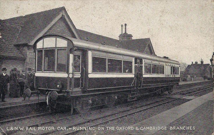 LNWR railcar