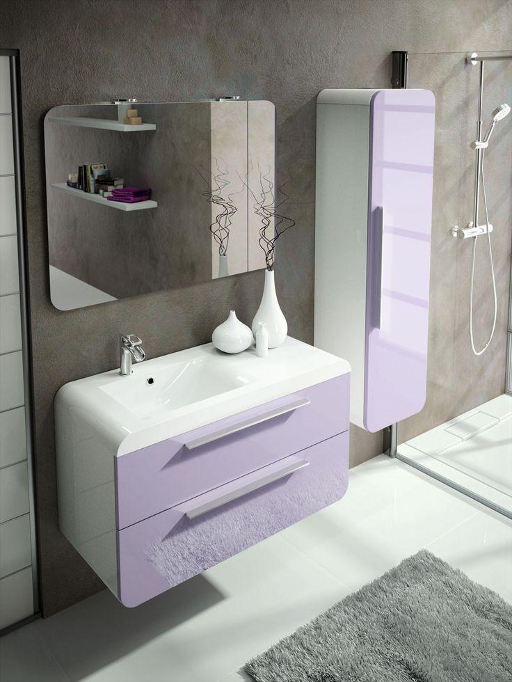 d co sanitaire violet. Black Bedroom Furniture Sets. Home Design Ideas