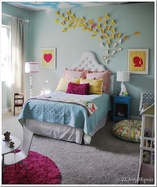 Amazing 22 Cool Toddler Girl Room Ideas Forget Toddlers, I Want Most Of These For  Myself!