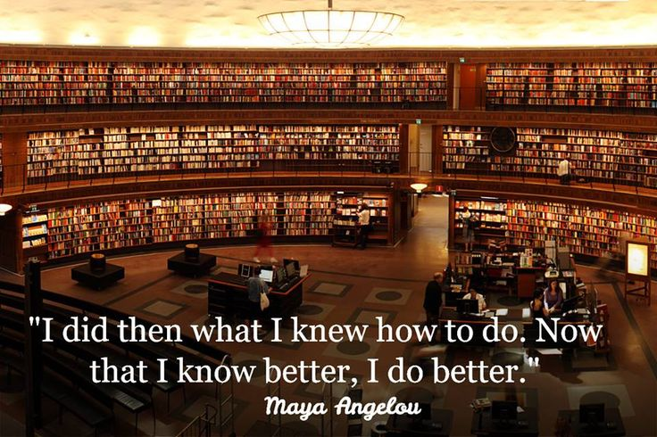 Even though I have read hundreds, if not over a thousand books, completed many courses, trained hundreds of clients for over 11 years there is still always something to learn, better ways to do things and something new to add to your toolbox. The more you learn the more you realize you don't know. This is good though as it keeps you on your toes and alert and always checking to see if there is something you have missed. Always keep learning!