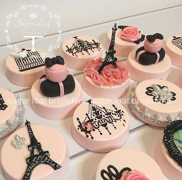 Best Torre Iffel Images On Pinterest Paris Cakes Biscuits - Birthday cake paris france