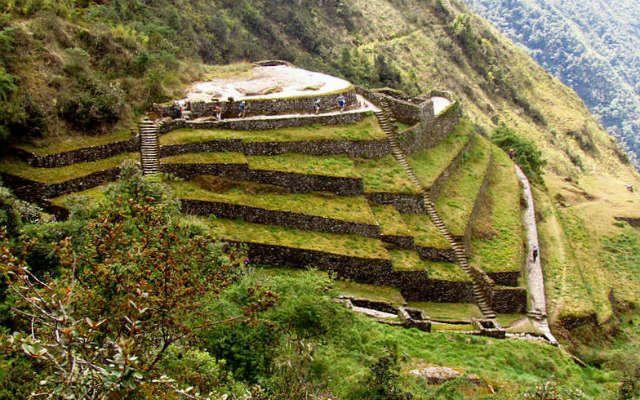 Camino del inca recorrido
