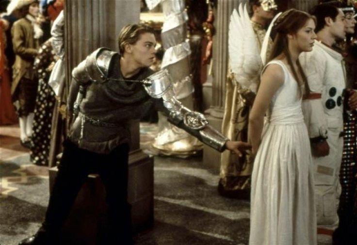 Une photo du film Romeo + Juliette