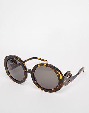Wildfox – Bianca – Runde Sonnenbrille