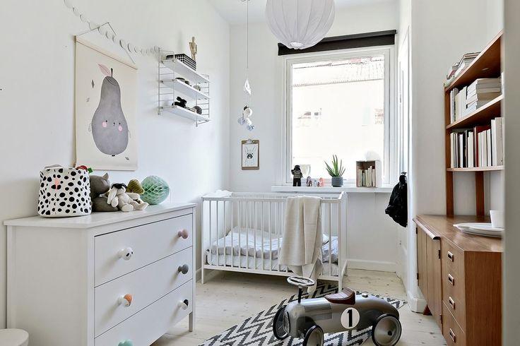 Kids Room inspiration diy byrå shelf interiör inredning