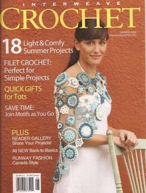 Interweave Crochet Magazine - '08 Summer Crochet