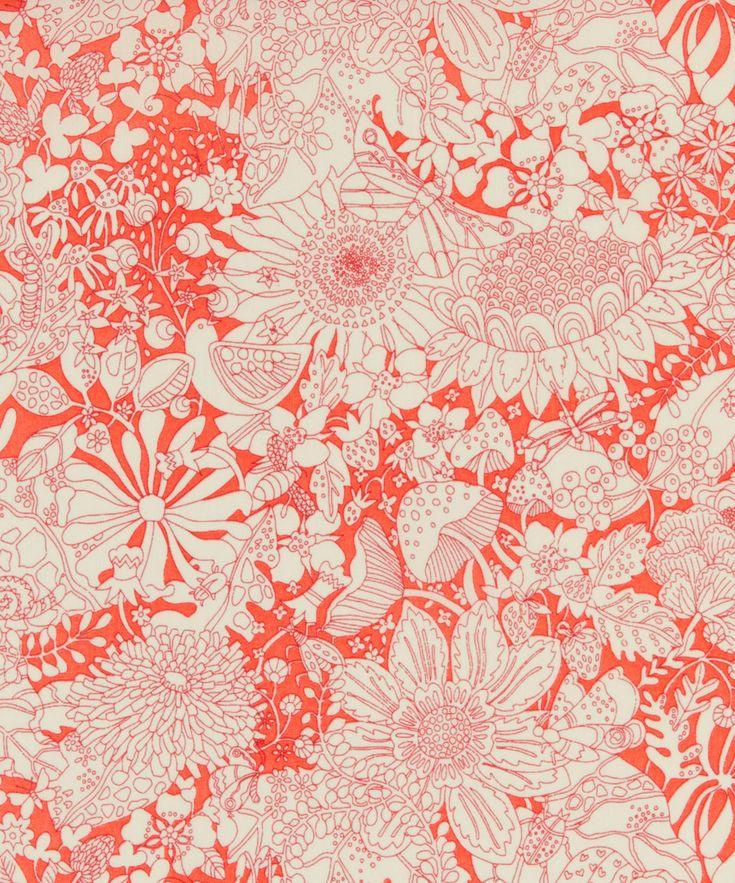 Liberty Art Fabrics Fairy Land Tana Lawn Cotton | Fabric | Liberty.co.uk