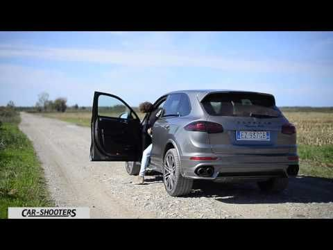 Porsche Cayenne GTS Twin Turbo Engine Start and Revs - YouTube