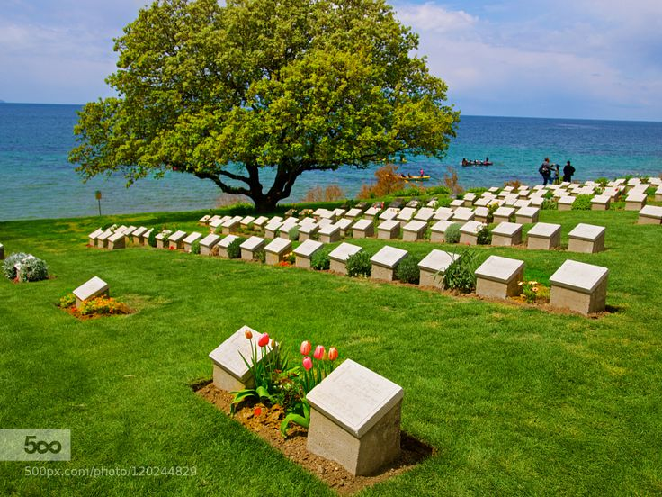 Gallipoli.  100 Years On. by thisismarysharp1. Please Like http://fb.me/go4photos and Follow @go4fotos Thank You. :-)