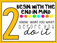 Teaching and so Fourth: 7 Habits                              …