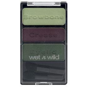 Wet Ν Wild Coloricon Trio (Τριπλή Σκιά) No 382 Συνδυασμός με τρεις σκιές ματιών ο οποίος σας βγάζει από τον κόπο τι χρώματα θα πρέπει να χρησιμοποιήσετε. Τονίστε το βλέμμα σας δημιουργώντας μοναδικούς συνδυασμούς και εκπληκτικά μακιγιάζ. Τιμή €5.99