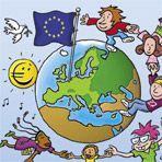 Tietoa Euroopasta alle 9-vuotiaille