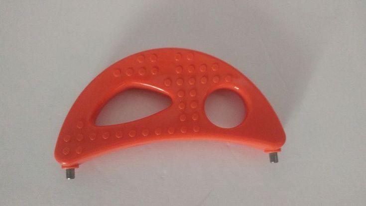 Orange Crescent Tool for the Jack Lalanne Power Juicer #JackLaLanne