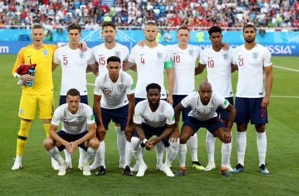 Group G World Cup 2018 Timnas England Image England Players England National Football Team England Football Team