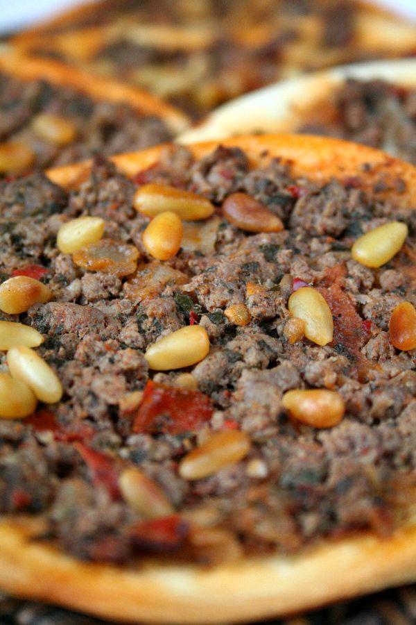 Lahm Bi Ajin - Authentic Lebanese Recipe | 196 flavors