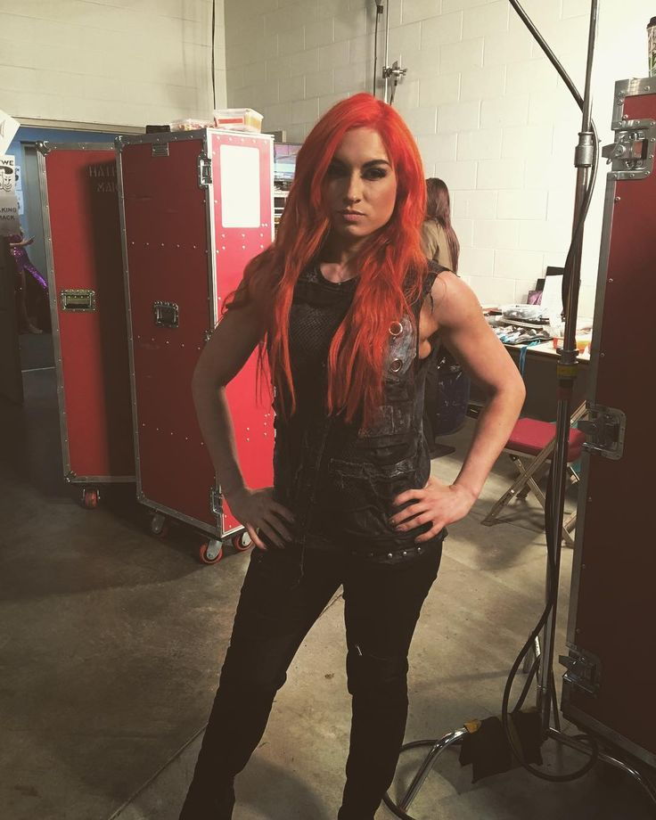 "3,647 Likes, 105 Comments - Rebecca Quin (@beckylynchwwe) on Instagram: ""Anybody wanna fight? #sdlive"""