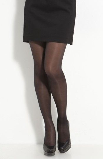 Oroblu Repos 70 Control Top Pantyhose - Innovative sheer hosiery offers the contouring of a control top plus graduated compression through the leg for revitalizing support where you need it. Scented with a hint of lavender fragrance to create a subtle aromatherapy effect. Shop at www.fashion-tights.net #tights #pantyhose #hosiery #nylons #legs