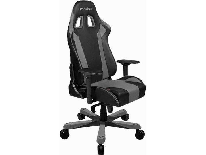 Dxracer Gaming Chair King Serie Ohks06 Grau Schwarzgrau