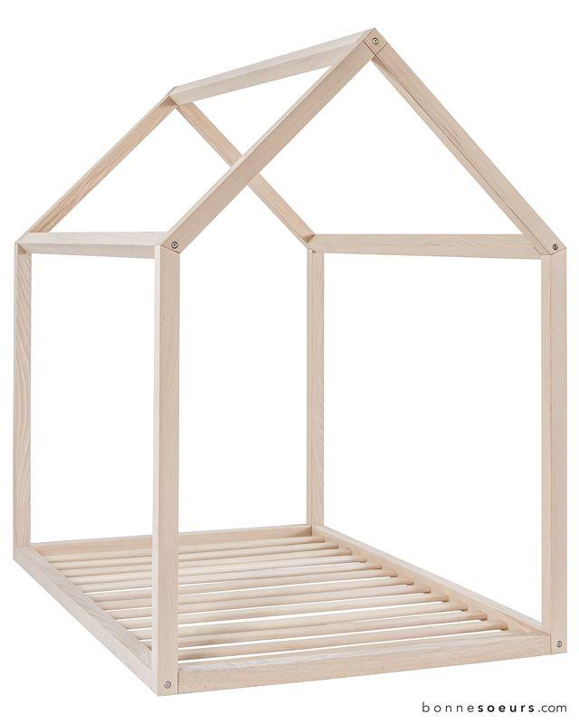 bonnesoeurs design detail 03 bed house house-shaped bed