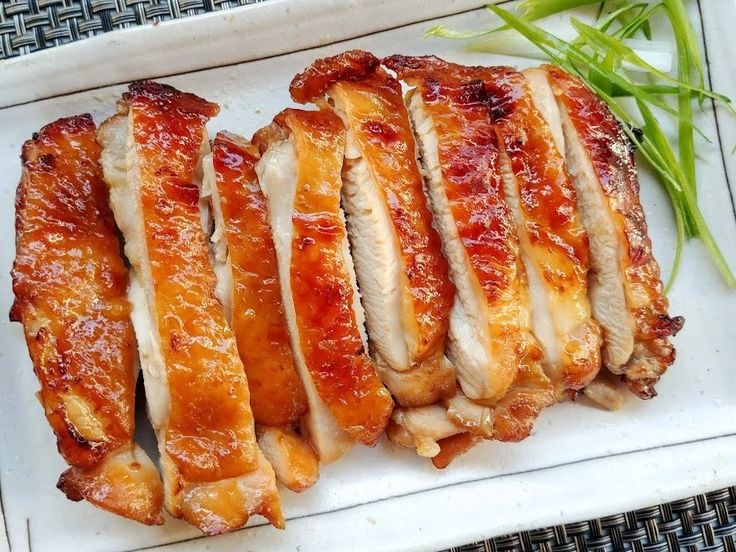 Air fryer teriyaki chicken recipe in 2020 tasty