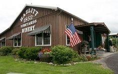 Hazlitts Winery in Hector, NY...