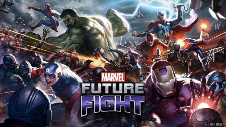 Marvel Future Fight : des super-héros pour sauver le monde - http://www.frandroid.com/applications/282262_marvel-future-fight-des-super-heros-pour-sauver-le-monde  #ApplicationsAndroid, #Jeux