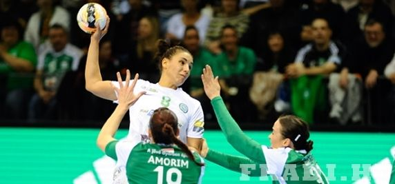 Búcsú a BL-től - A legjobb nyolc között búcsúzott női kézilabda-csapatunk a Bajnokok Ligájában.