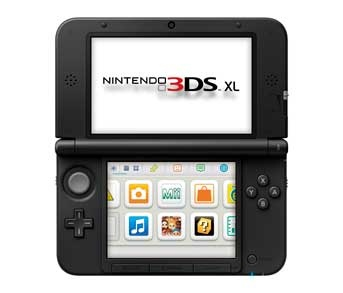 Portable 3D Entertainment Goes Extra-Large with New Nintendo 3DS XL at Nintendo $199 #NintendoEnthused: Gift Guide, Games, Nintendo Ds, Nintendo 199, 3Ds Xl, 199 Nintendoenthused, 3Ds Gift, Nintendo 3Ds