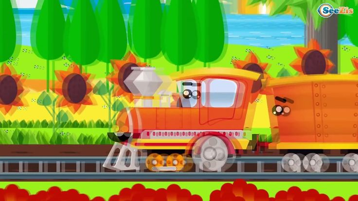 Cartoons with Trains. Adventure With the Train. Train cartoon for children in English - http://homedesign123.top/cartoons-with-trains-adventure-with-the-train-train-cartoon-for-children-in-english/