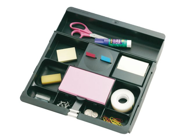 Bureaulade organizer 3M post-it c71 zwart via #DKVK