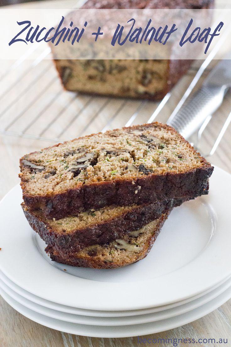 zucchini-walnut-loaf