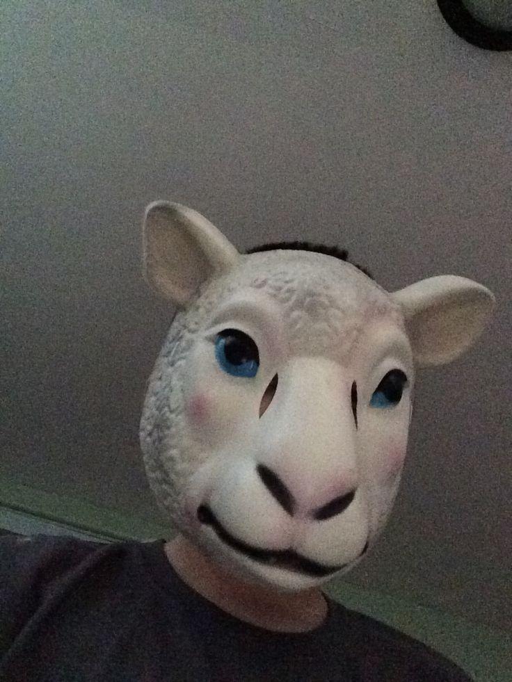 Erick Rowan mask wwe.com
