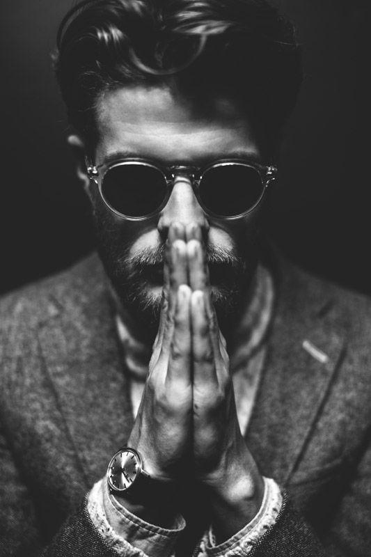 male model fashion photography portrait