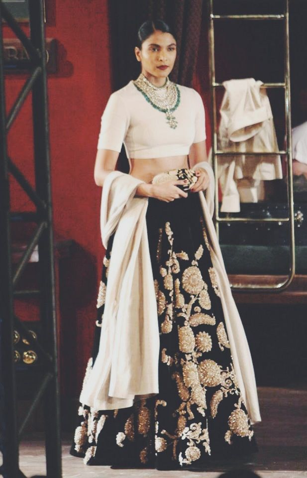 Sabyasachi Mukherjee - India Couture Week 2014